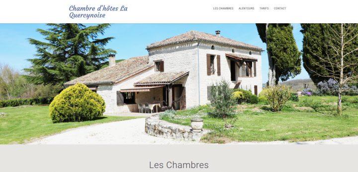 Chambre d'hôtes La Quercynoise
