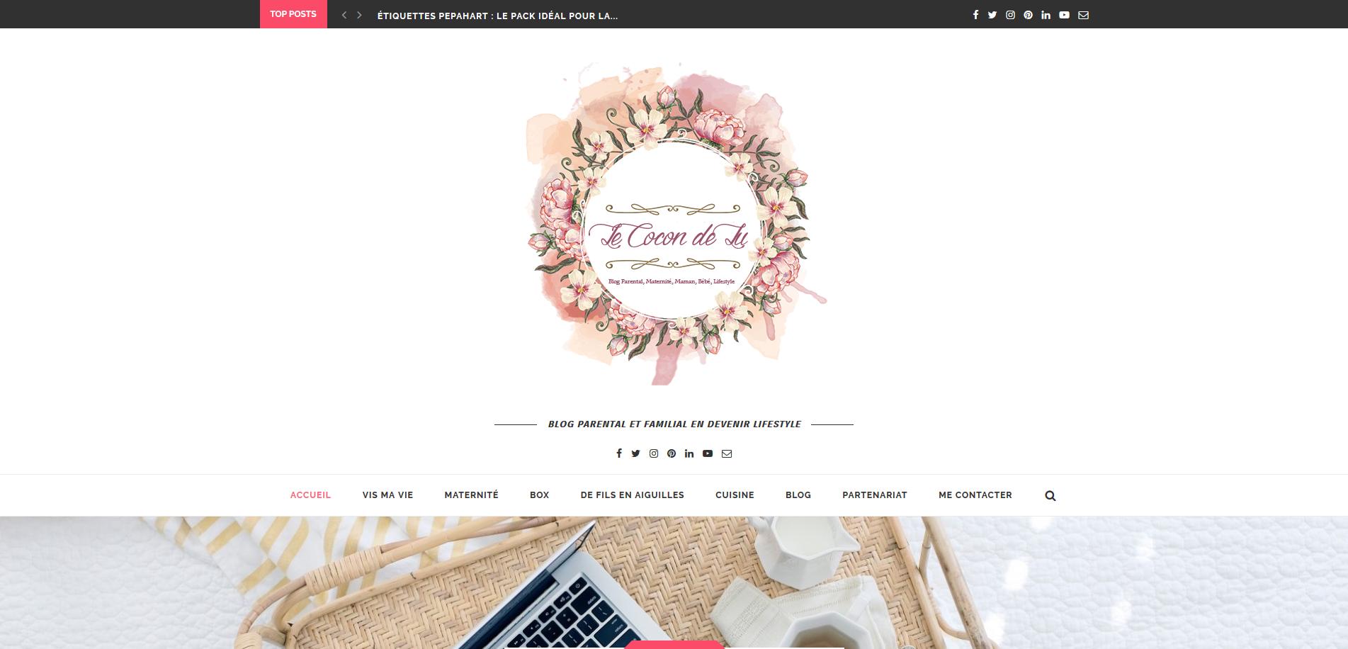 Blog LeCocondeLu