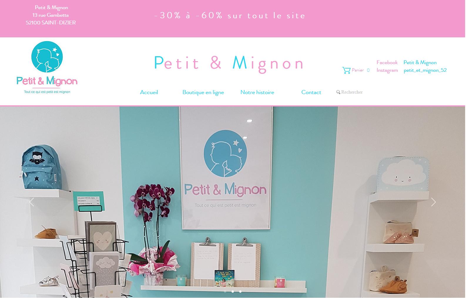 Concept Store Petit et Mignon