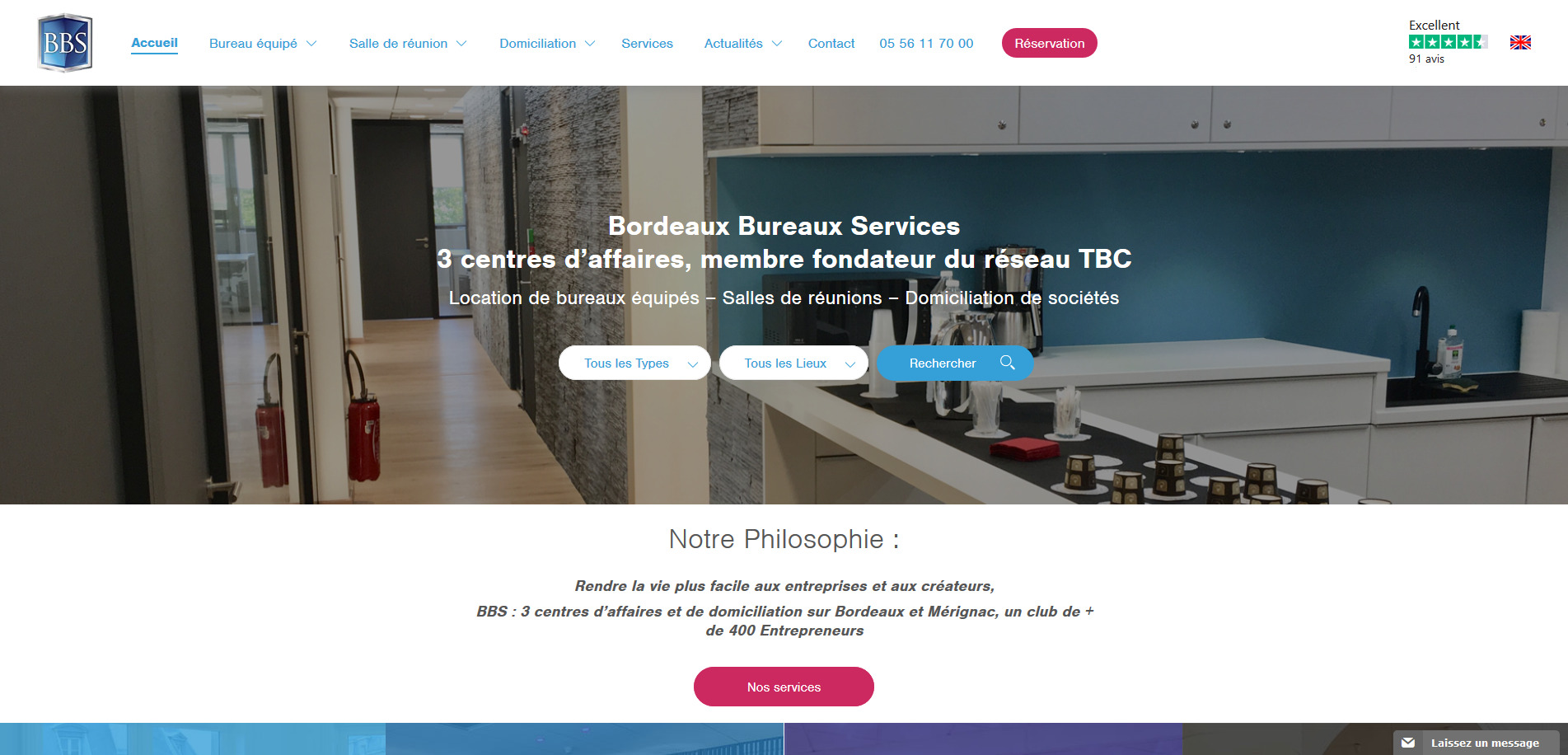 Bordeaux Business Services